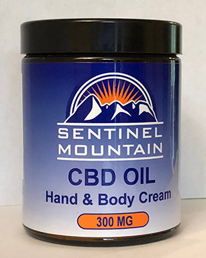 product - 300mg CBD OIL Hand & Body Cream
